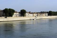 Rhône, Unesco, Verdensarv, Arles, Provence, Sør-Frankrike, Frankrike