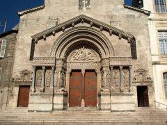 Eglise St Trophime, Unesco, Verdensarv, Arles, Provence, Sør-Frankrike, Frankrike