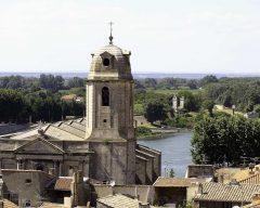 St.-Trophime, Unesco, Verdensarv, Arles, Provence, Sør-Frankrike, Frankrike
