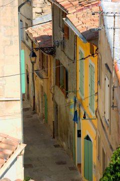 Gamlebyens smug, Unesco, Verdensarv, Arles, Provence, Sør-Frankrike, Frankrike