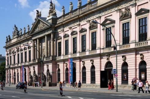 Unter den Linden, Berlin, Unesco Verdensarv, Museumsinsel, Brandenburger Tor , Øst-Tyskland, Tyskland