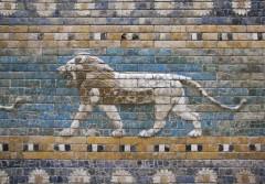 Pergamonmuseum, Ishtar-porten, Berlin, Unesco Verdensarv, Museumsinsel, Øst-Tyskland, Tyskland