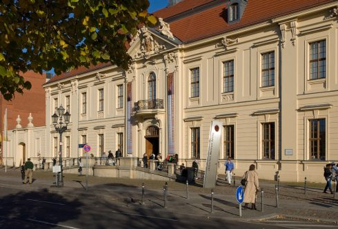 Judisches Museum, Berlin, Unesco Verdensarv, Museumsinsel, Brandenburger Tor , Øst-Tyskland, Tyskland
