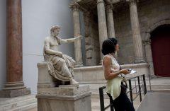 Pergamon-Museum, Berlin, Unesco Verdensarv, Museumsinsel, Øst-Tyskland, Tyskland
