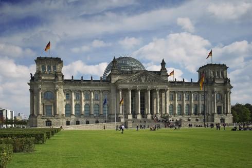 Reichstag, Berlin, Unesco Verdensarv, Brandenburger Tor, Øst-Tyskland, Tyskland