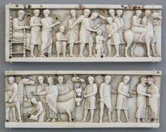 Josefsgeschichte, Konstantinopel, Berlin, Unesco Verdensarv, Museumsinsel, Øst-Tyskland, Tyskland