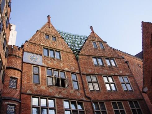 Böttcherstrasse, Bremen, Altstadt, Historisk,Middelalder, Marktplatz, Nord-Tyskland, Tyskland