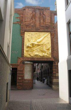 Bernard Hoetger, Art Deco, Bremen, Unesco, Altstadt, Historisk,Middelalder, Marktplatz, Nord-Tyskland, Tyskland
