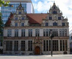 Gewerbehaus, Bremen, Unesco, Altstadt, Historisk, Middelalder, Marktplatz, Nord-Tyskland, Tyskland