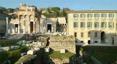 Palazzo Maggi Gambara, Brescia, Nord-Italia, Italia