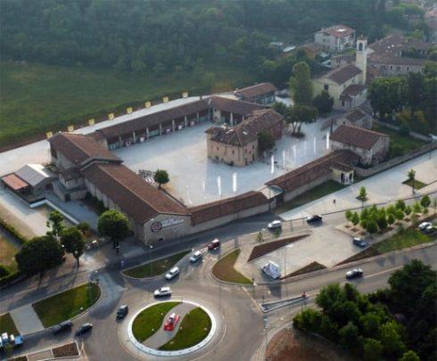 Museo Mille Milglia, Brescia, Lombardia, Nord-Italia, Italia