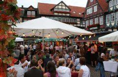 Vinsmaking, Celle, Nord-Tyskland, Tyskland
