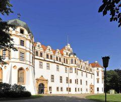 Schloss Celle, renessanse, barokk, Celle, Nord-Tyskland, Tyskland
