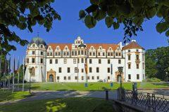 Schloss, Museum, Celle, Nord-Tyskland, Tyskland