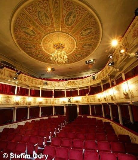 Schlosstheater, Celle, Nord-Tyskland, Tyskland