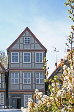 Synagogen, Celle, Nord-Tyskland, Tyskland