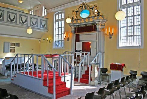Synagoge, Celle, Nord-Tyskland, Tyskland