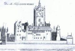 Kaiserswerth, Düsseldorf, Nordrhein-Westfalen, Vest-Tyskland, Tyskland