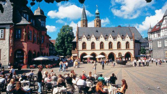 goslar, nord-tyskland