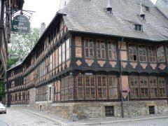 Siemenshaus, Goslar, Nieder-Sachsen, Unesco Verdensarv, Altstadt, Historisk, Middelalder, Hauptmarkt, Nord-Tyskland, Tyskland