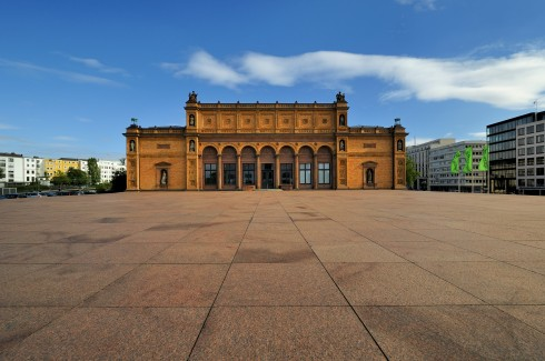Kunsthalle, Unesco Verdensarv, Hamburg, Alster, Nord-Tyskland, Tyskland
