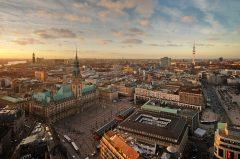 Hamburg, Alster, Unesco Verdensarv, Speicherstadt, Kunsthalle, Nord-Tyskland, Tyskland