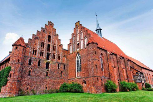 Kloster Wienhausen, Celle, Nord-Tyskland, Tyskland