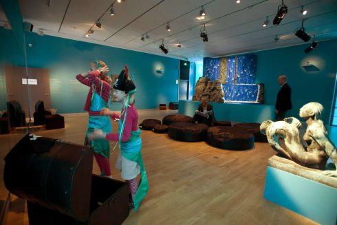 Børnenes Museum, Statens Museum for Kunst, København, Sjælland, Danmark