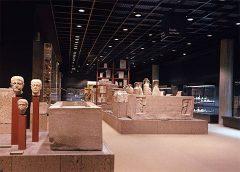 Römisch-Germanisches Museum, Kölner Dom, Altstadt, Köln, Nordrhein-Westfalen, Vest-Tyskland, Tyskland
