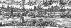 Altstadt, Köln, Nordrhein-Westfalen, Vest-Tyskland, Tyskland