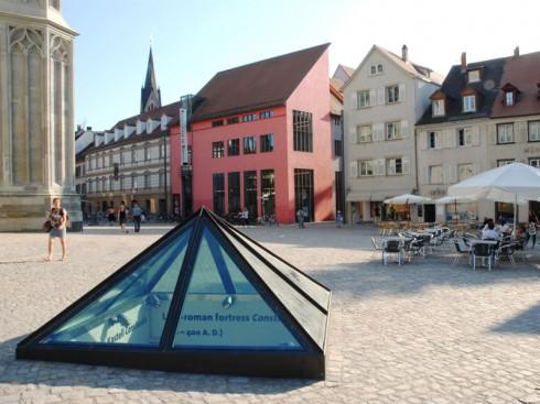 Middelalder, Konstanz, Bodensee, Sør-Tyskland, Tyskland