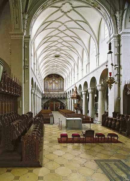 Münster, Middelalder, Konstanz, Bodensee, Sør-Tyskland, Tyskland