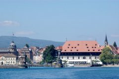 Konzilgebäude, Middelalder, Konstanz, Bodensee, Sør-Tyskland, Tyskland