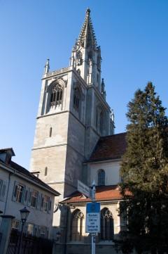 Münster Unserer Lieben Frau, Middelalder, Konstanz, Bodensee, Sør-Tyskland, Tyskland