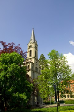 St Stephankirche, Middelalder, Konstanz, Bodensee, Sør-Tyskland, Tyskland