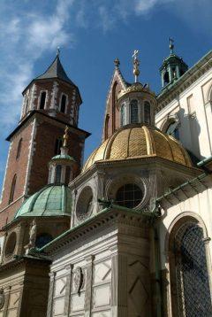 Krakow, Zygmunt-kapellet, Unesco Verdensarv, Sukiennice, Basilica Santa Maria, gamlebyen Stare Miasto, historisk bydel, middelalder, markedsplass Rynek Glowny, Wawelborgen, Kazimierz, Sør-Polen, Polen