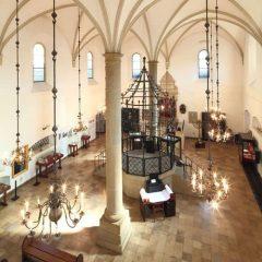 Krakow, Old Synagoge, Unesco Verdensarv, Sukiennice, Basilica Santa Maria, gamlebyen Stare Miasto, historisk bydel, middelalder, markedsplass Rynek Glowny, Wawelborgen, Kazimierz, Sør-Polen, Polen