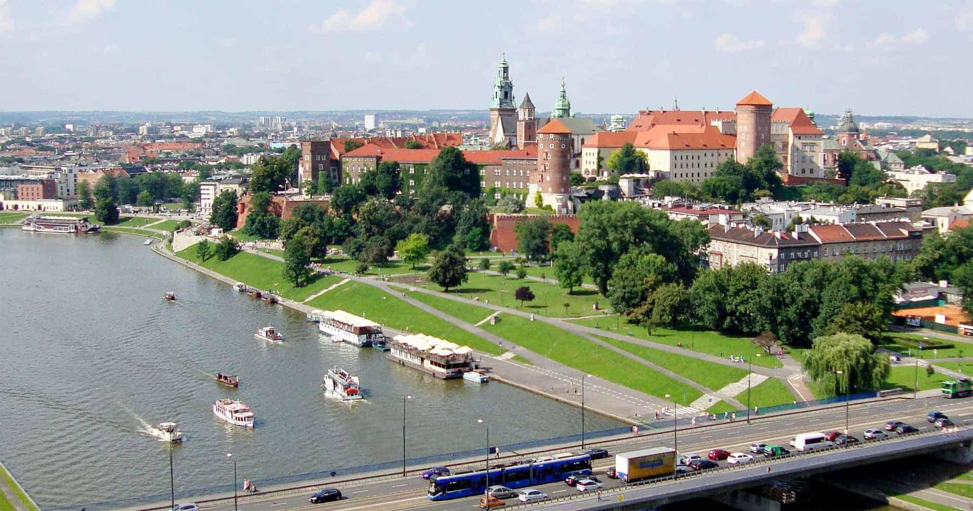 Krakow, ReisDit.no