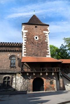 Krakow, Unesco Verdensarv, gamlebyen Stare Miasto, historisk bydel, middelalder, markedsplass Rynek Glowny, Sør-Polen, Polen