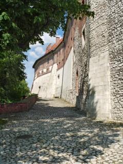 Wawel-høyden, Krakow, Unesco Verdensarv, gamlebyen Stare Miasto, historisk bydel, middelalder, markedsplass Rynek Glowny, Sør-Polen, Polen