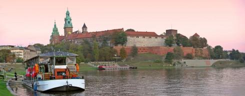 Wawel-borgen, katedralen, Krakow, Unesco Verdensarv, gamlebyen Stare Miasto, historisk bydel, middelalder, markedsplass Rynek Glowny, Sør-Polen, Polen