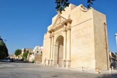 Porta Napoli, Lecce, Puglia, Sør-Italia, Italia