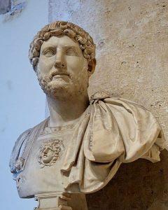 Keiser Hadrian, amfiteater, Lecce, Puglia, Sør-Italia, Italia