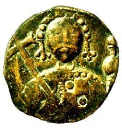 Normannerkongen Robert I, Lecce, Puglia, Sør-Italia, Italia