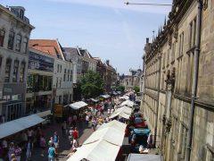 Lakenfeesten, Leiden, Zuid-Holland, Sør-Nederland, Nederland