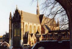 Hooglands Kerk, Leiden, Zuid-Holland, Sør-Nederland, Nederland
