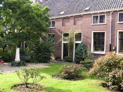 Jean Pesijnshofje, Leiden, Zuid-Holland, Sør-Nederland, Nederland