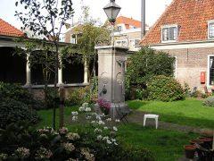 Loridanshofje, Leiden, Zuid-Holland, Sør-Nederland, Nederland