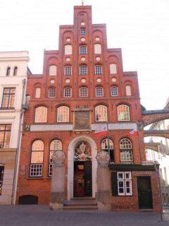 Lübeck, hanseatforbundet, Schiffergesellschaft, Nord-Tyskland