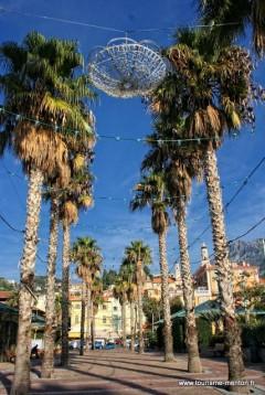 Menton, Alpes Maritimes, Provence, Cote d'Azur, Sør-Frankrike, Frankrike